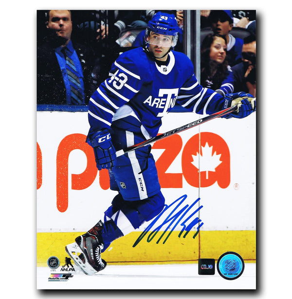 Nazem Kadri Toronto Maple Leafs Autographed Toronto Arenas 8x10 Photo Autographed Hockey 8x10 Photos CoJo Sport Collectables