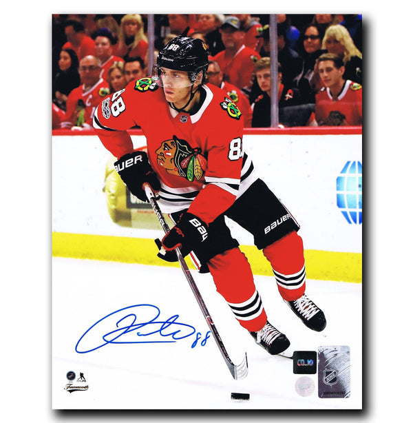 Patrick Kane Chicago Blackhawks Autographed 8x10 Photo Autographed Hockey 8x10 Photos CoJo Sport Collectables