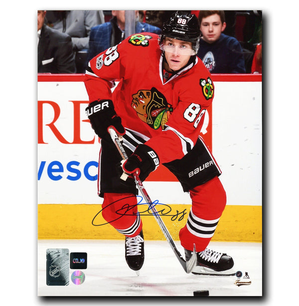 Patrick Kane Chicago Blackhawks Autographed 8x10 Photo - CoJo Sport Collectables Inc.