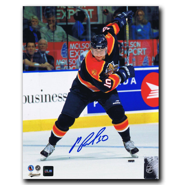 Pavel Bure Florida Panthers Autographed 8x10 Photo - CoJo Sport Collectables Inc.