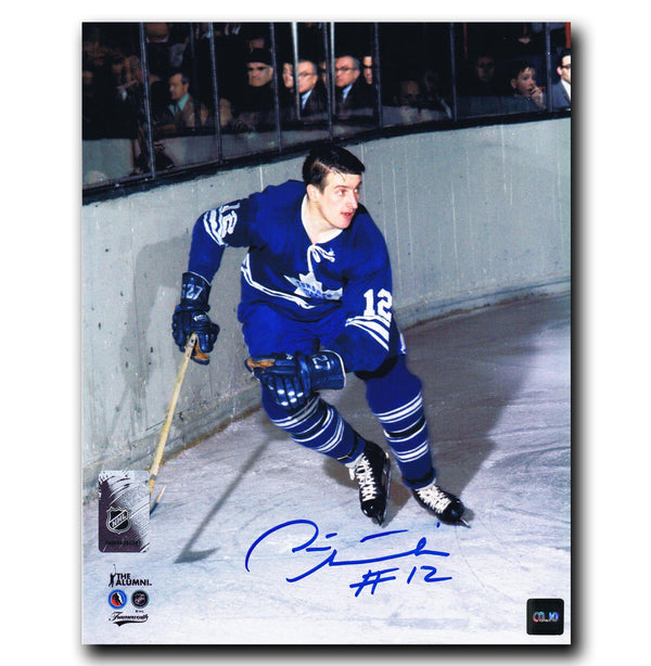 Pete Stemkowski Toronto Maple Leafs Autographed 8x10 Photo - CoJo Sport Collectables Inc.