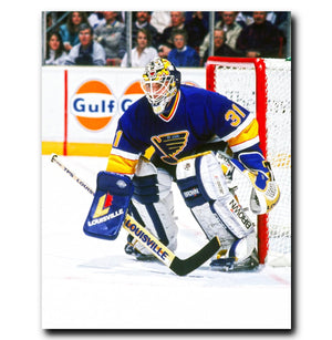 (Pre-Order) Curtis Joseph St. Louis Blues Autographed 8x10 Photo