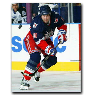 (Pre-Order) Eric Lindros New York Rangers Autographed 8x10 Photo