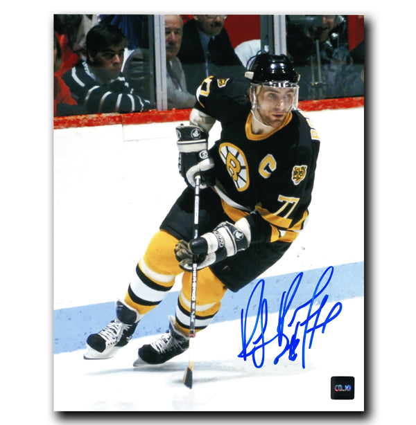 Ray Bourque Boston Bruins Autographed 8x10 Photo - CoJo Sport Collectables Inc.