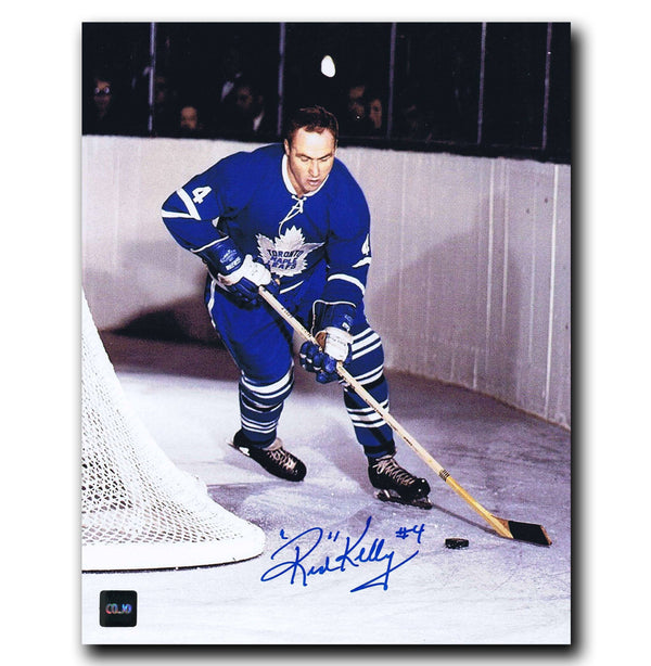 Red Kelly Toronto Maple Leafs Autographed 8x10 Photo - CoJo Sport Collectables Inc.