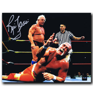 Ric Flair WWE Autographed 8x10 Photo Autographed Wrestling 8x10 Photos CoJo Sport Collectables