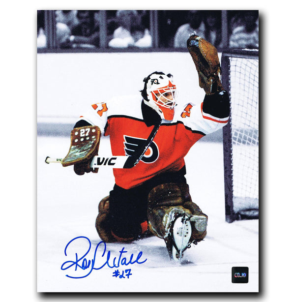 Ron Hextall Philadelphia Flyers Autographed 8x10 Spotlight Photo Autographed Hockey 8x10 Photos CoJo Sport Collectables