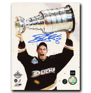 Ryan Getzlaf Anaheim Ducks Autographed 8x10 Photo - CoJo Sport Collectables Inc.