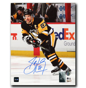 Sidney Crosby Pittsburgh Penguins Autographed 8x10 Photo Autographed Hockey 8x10 Photos CoJo Sport Collectables