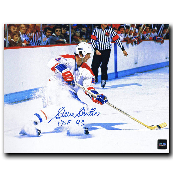 Steve Shutt Montreal Canadiens Autographed 8x10 Photo - CoJo Sport Collectables Inc.
