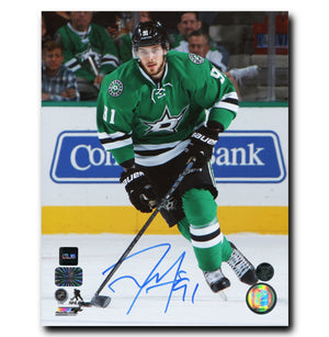 Tyler Seguin Dallas Stars Autographed Action 8x10 Photo