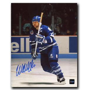 Wendel Clark Toronto Maple Leafs Autographed 8x10 Photo Autographed Hockey 8x10 Photos CoJo Sport Collectables
