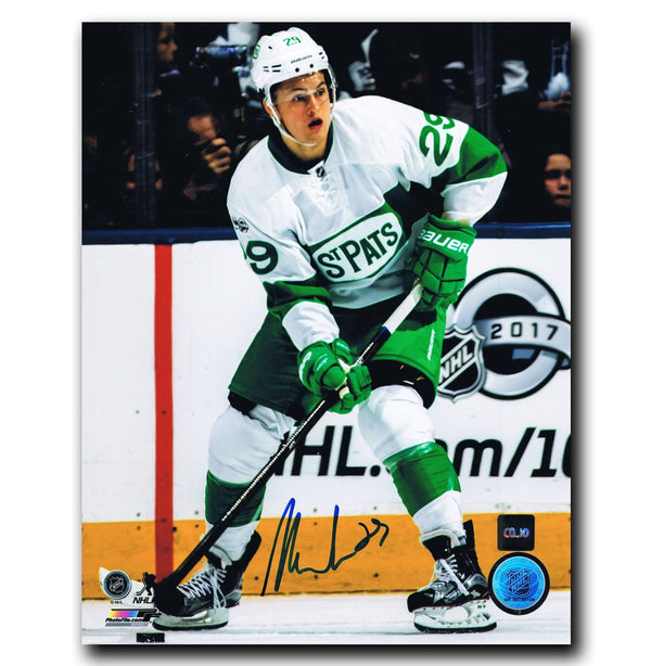 William Nylander Toronto Maple Leafs Autographed Toronto St. Pats 8x10 Photo - CoJo Sport Collectables Inc.