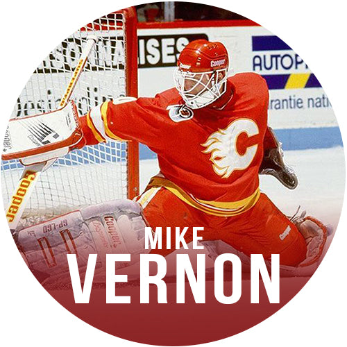 Mike Vernon Private Autograph Signing Toronto 2019