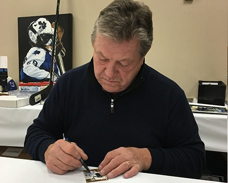 Denis Potvin New York Islanders Autograph Signing Toronto CoJo Sport Collectables