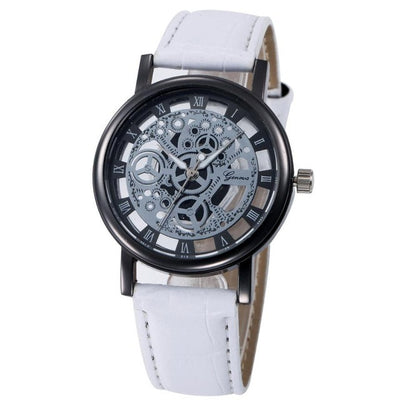 Genvivia Watches Top Brand Luxury Hollow Analog Quartz Stainless Steel relogio feminino Wrist Watch Watches - Baby clothing, toys, shoes, mum & dad products