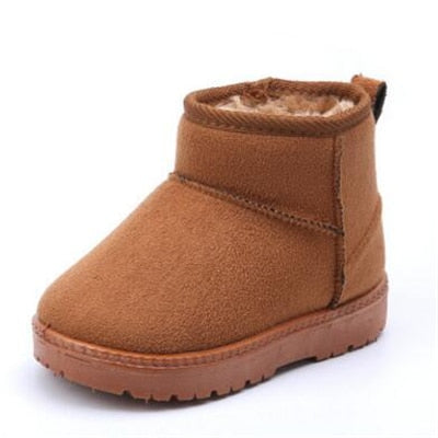 Baby Toddler Winter Warm Snow Boots - Baby clothing, toys, shoes, mum & dad products