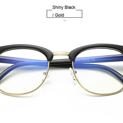 Computer Glasses Transparent For Women Men Spectacle Frame Anti Blueray Clear Fashion Eyeglasses Oversize Oculos de Grau - Baby clothing, toys, shoes, mum & dad products