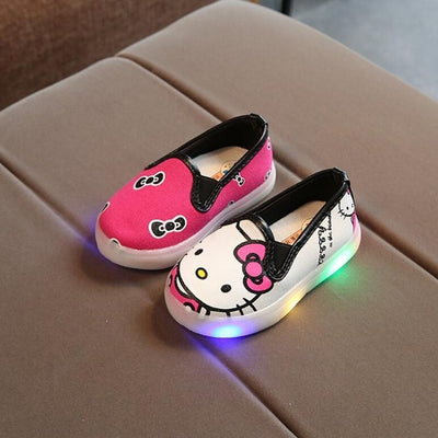 Kids Shoes With Light - Baby clothing, toys, shoes, mum & dad products