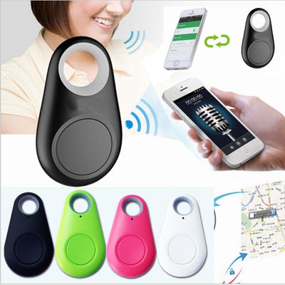 2018 Bluetooth 4.0 Key Finder Anti-lost Alarm Mini Finder Locator GPS Tracker Child Pet Smart Tracker for iPhone for Samsung - Baby clothing, toys, shoes, mum & dad products