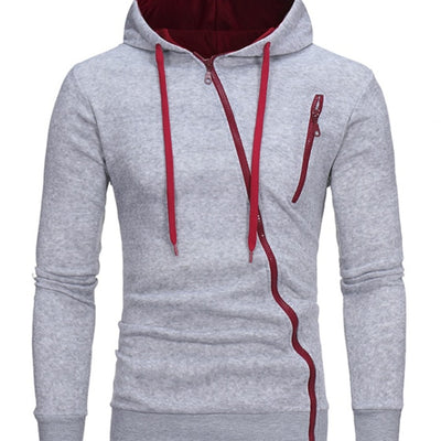 New 3D Hoodies Men 2018 Brand Male Hoodie Sweatershirt Side Oblique Pull Sweatshirt Men Moletom Masculino Hoodies Slim Tracksuit - Baby clothing, toys, shoes, mum & dad products