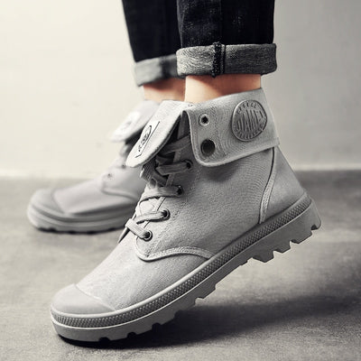 Men snow boots 2018 fashion microfiber canvas  cotton ankle boots autumn winter boots men shoes - Baby clothing, toys, shoes, mum & dad products