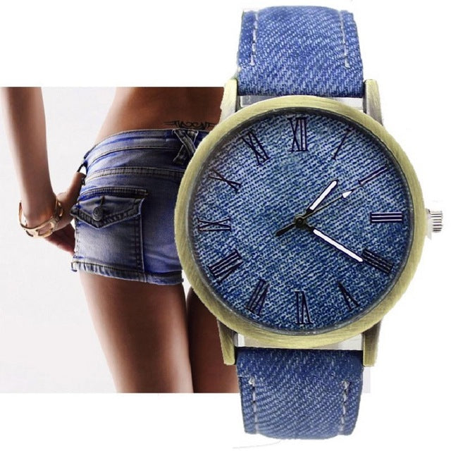 FANALA Women Watch Fashion Synthetic Band Pointer Analog Round Quartz Watches Women relogio feminino reloj mujer - Baby clothing, toys, shoes, mum & dad products