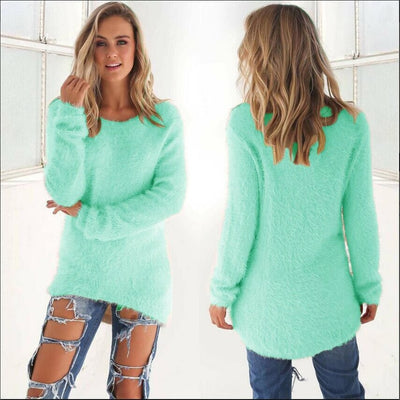 3XL Autumn Winter 2018 New  Fashion Ladies top t shirts hot sale Casual long sleeve solid t-shirts Women clothing slim t-shirt - Baby clothing, toys, shoes, mum & dad products