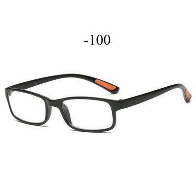 iboode TR90 Myopic Glasses Ultra Light Flexible Myopia Eyeglasses Women Men Short Sight Lens Eyewear Full Frame Glasses - Baby clothing, toys, shoes, mum & dad products