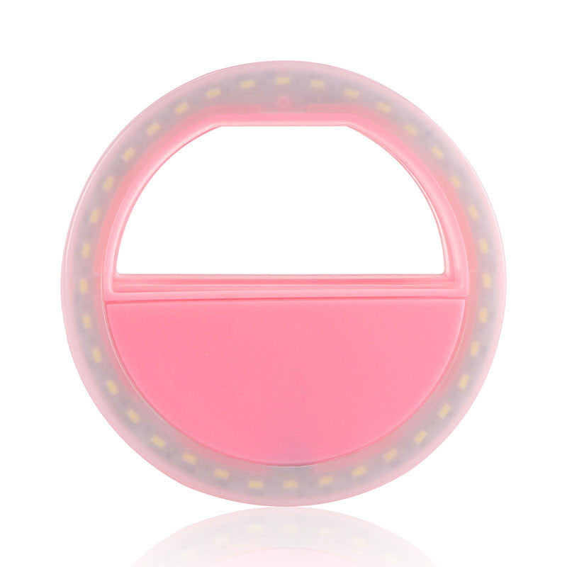 LemonBest 36-LED Smartphone Selfie Light Ring Fill Lights Battery Operated Clip on Phone - Baby clothing, toys, shoes, mum & dad products