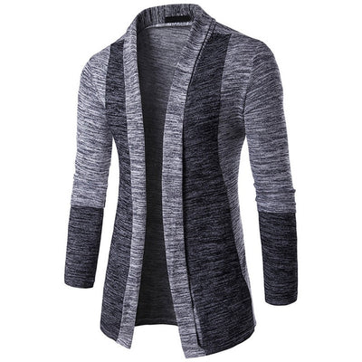 Jacket   Winter  Warm Knit   Cardigan  Outerwear & Coats  Cotton Blend 2018 Long Sleeve Men's Jacket chaqueta hombre 18SEP12 - Baby clothing, toys, shoes, mum & dad products