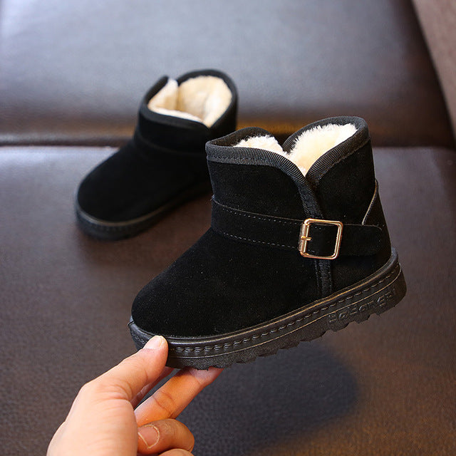 Velvet Winter Snow Boots 2018 - Baby clothing, toys, shoes, mum & dad products