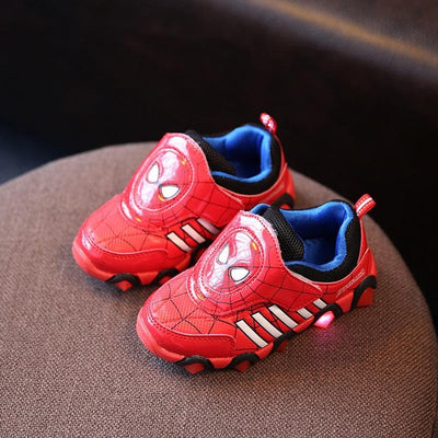 Spiderman Kids Boys Sports Sneakers - Baby clothing, toys, shoes, mum & dad products
