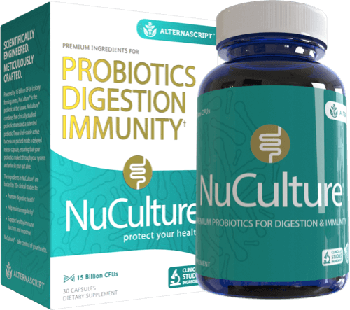 NuCulture™ | Probiotic Supplements | AlternaScript