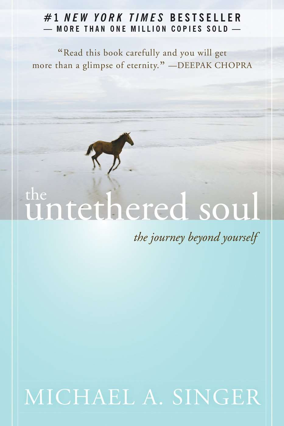 The Untethered Soul: The Journey Beyond Yourself: Michael A. Singer: Paperback