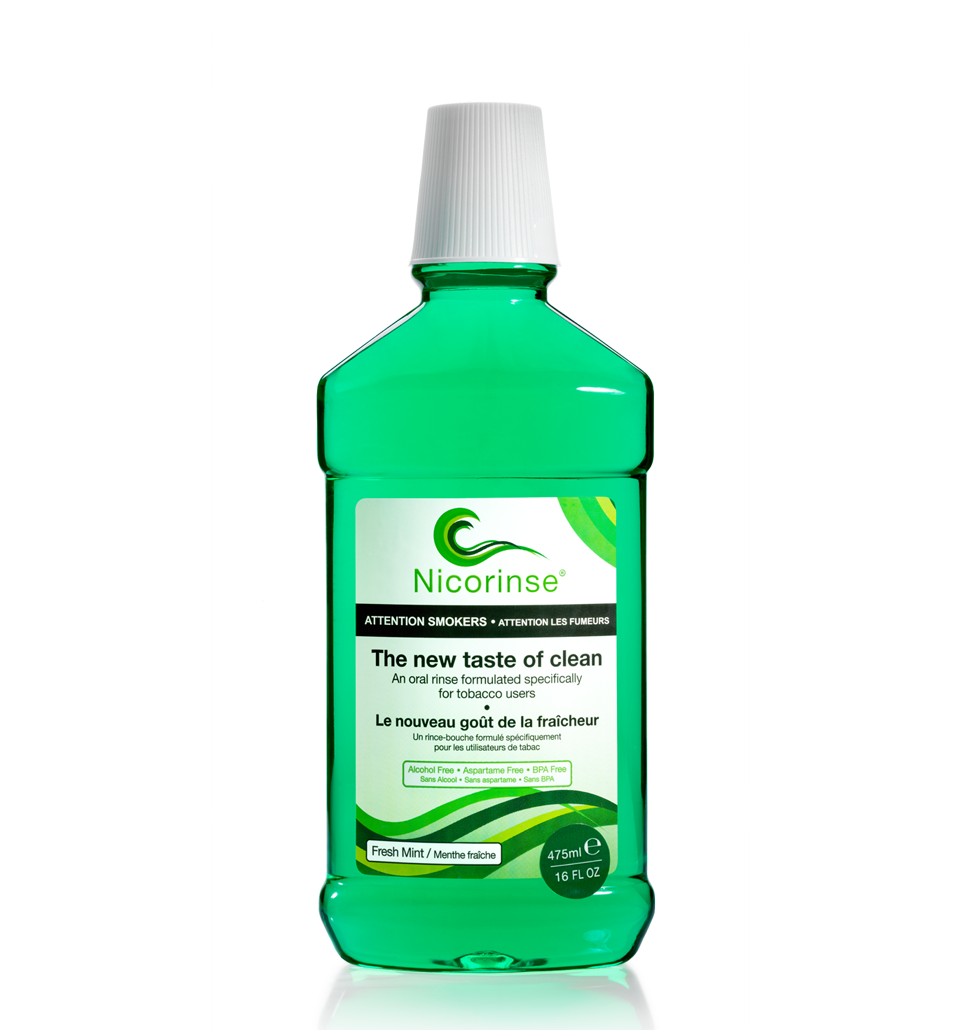 Nicorinse Mouthwash