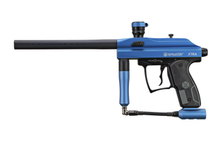 Kingman Spyder XTRA Paintball Gun - Matte Blue