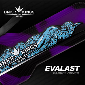 Bunker Kings Evalast Barrel Cover - Tentacle - Purple