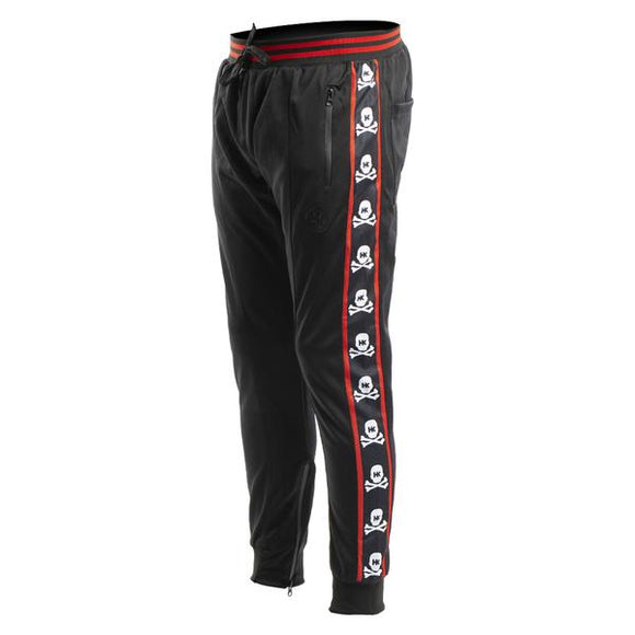 HK Army OG Skull Track Jogger Pants - Red