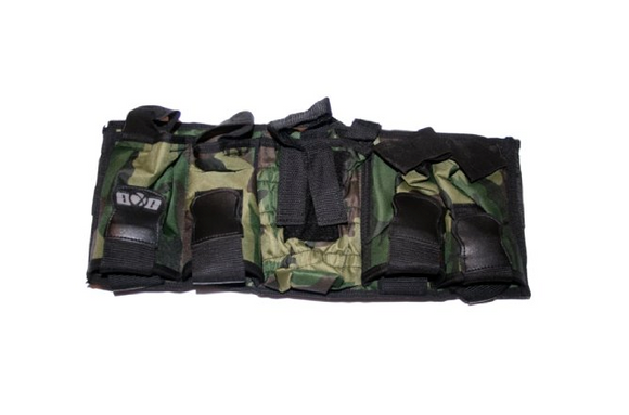 GXG 4+1 Vertical Harness - Camo