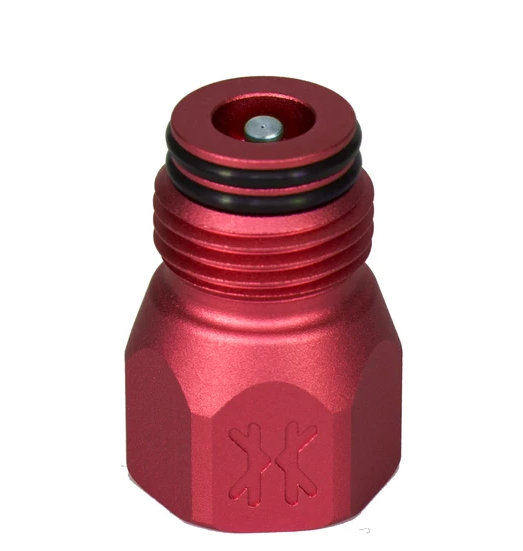 HK Army Tank Regulator Extender - Red