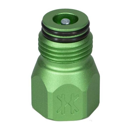 HK Army Tank Regulator Extender - Neon Green