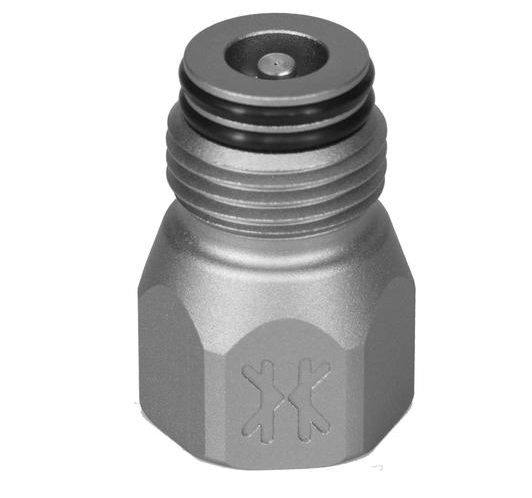 HK Army Tank Regulator Extender - Silver