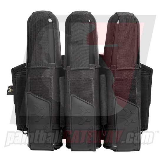 Base Pod Pack Harness 3+4 - Black - (#V23)