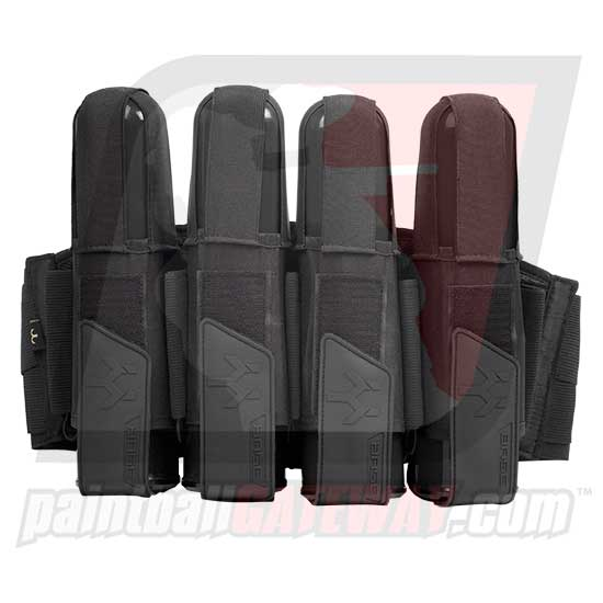 Base Pod Pack Harness 4+5 - Black - (#V23)