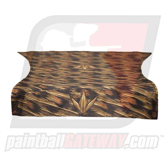 Bunker Kings Royal Wrap Headwrap - Joy Leopard