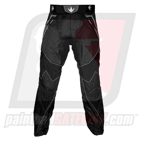 Bunker Kings Supreme Paintball Pants - Black Large
