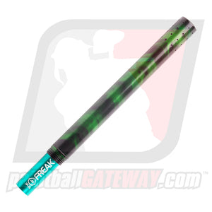"CCI Phantom C'Bored Barrel 8"" to accept Freak Barrel Insert - Acid Black/Green - (#CL5-22)"