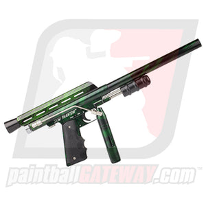 CCI Phantom Stock Class VSC Deluxe Pump Gun - Acid Black/Green