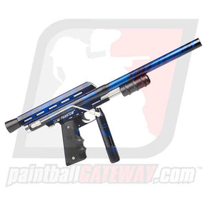 CCI Phantom Stock Class VSC Deluxe Pump Gun - Acid Black/Blue